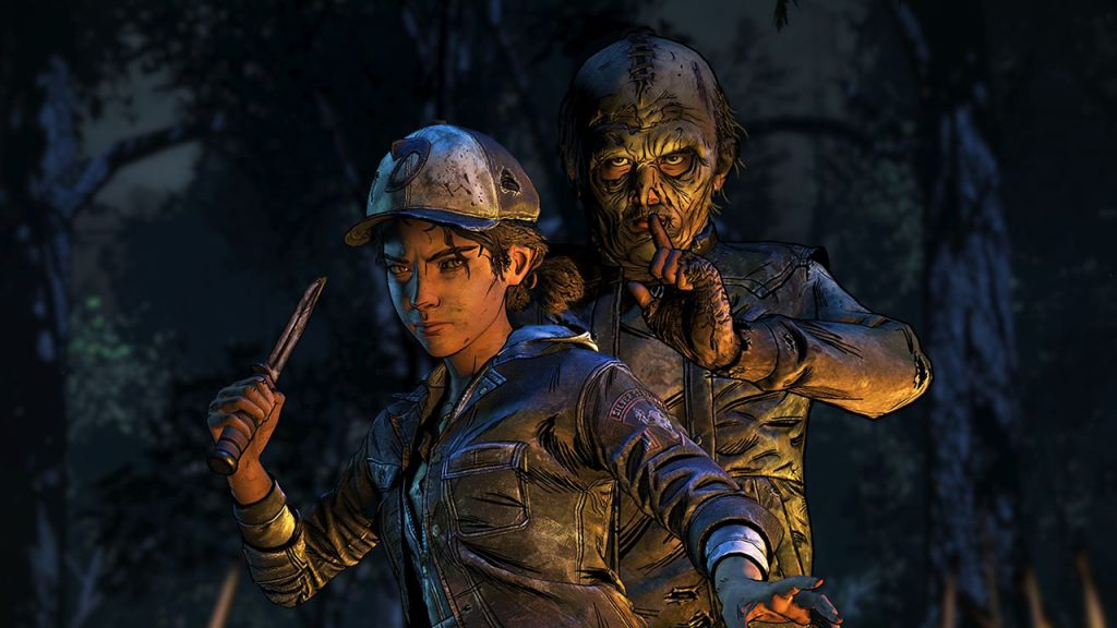 The Walking Dead: The Telltale Definitive Series вышла сегодня