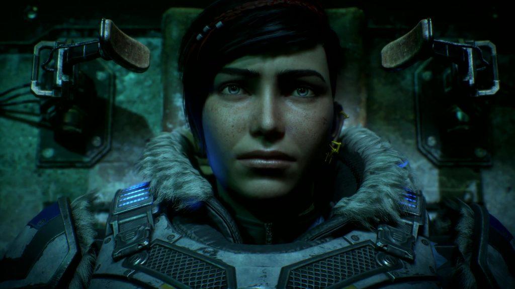 Богатый спойлерами 15-минутный проморолик игры Gears 5