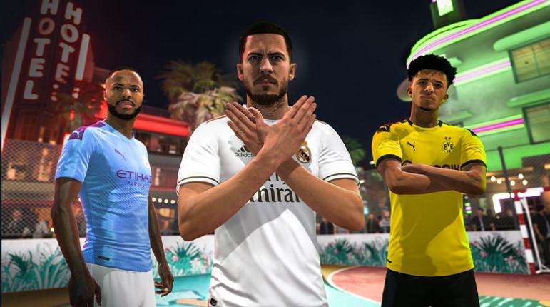 Демоверсия FIFA 20 уже доступна в Origin