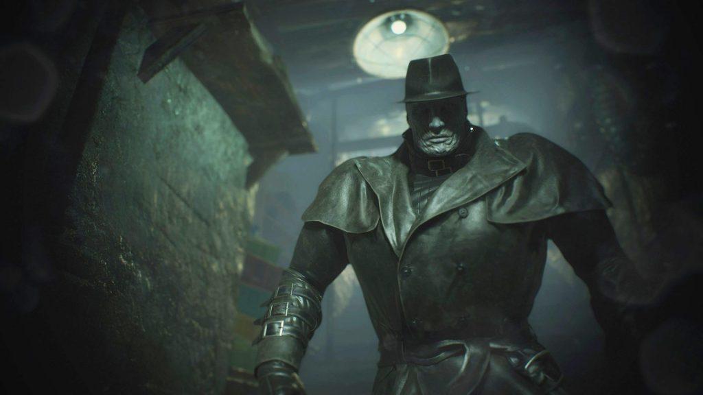Модификация для Resident Evil 2 Remake делает Мистера Икс умилительно маленьким
