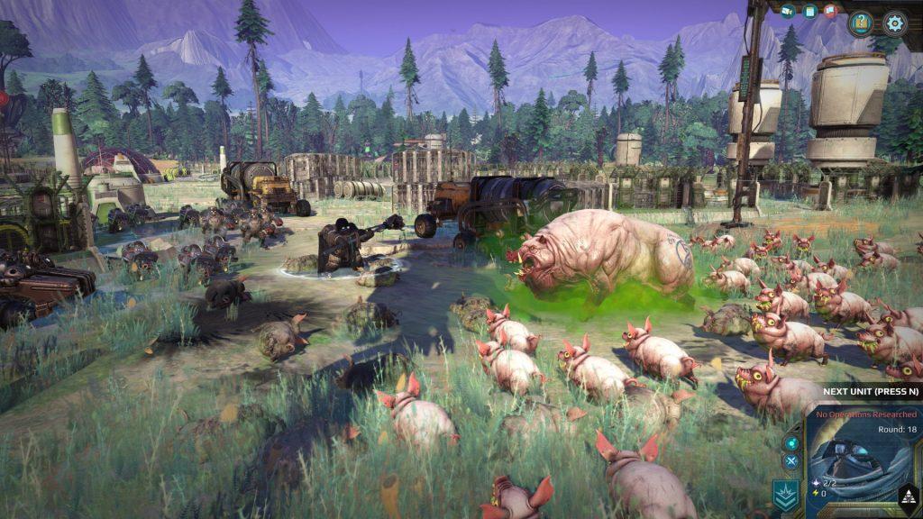 Первое расширение Age of Wonders: Planetfall, запланированное на ноябрь, возродит Древних Наследников
