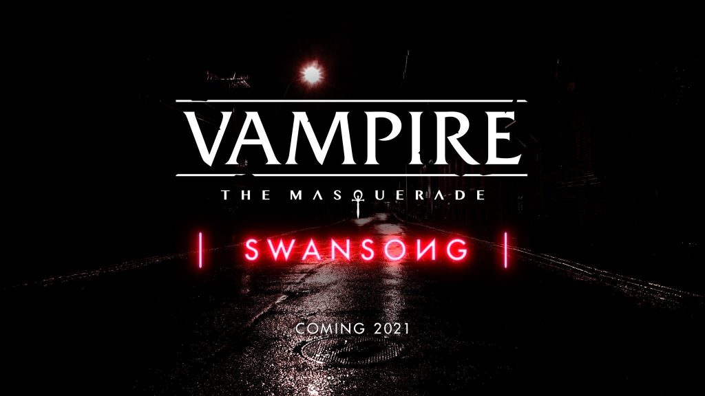 Vampire: The Masquerade—Swansong новая RPG от создателей The Council