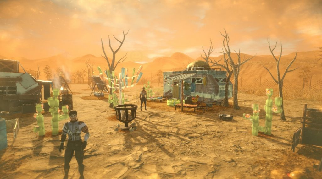 Surviving the Aftermath, продолжение Surviving Mars, уже вышло