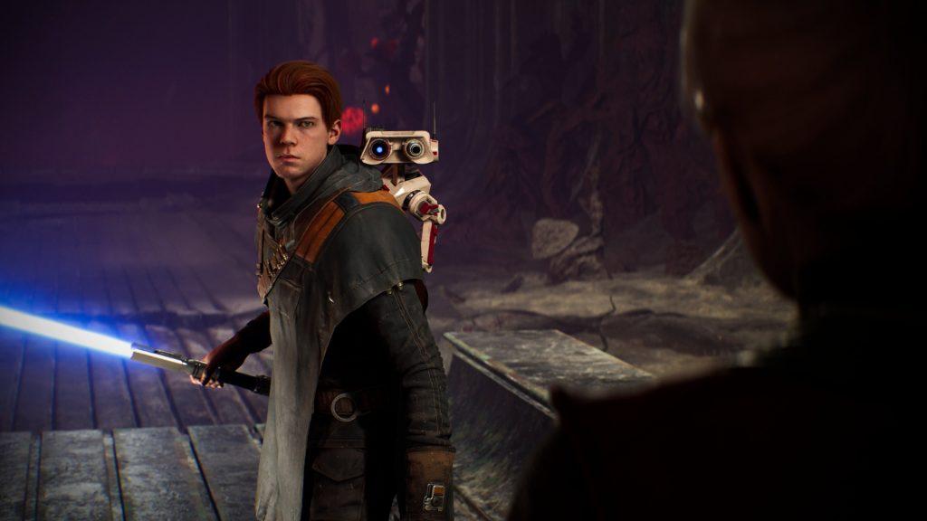 EA приходит на Steam вместе с Star Wars Jedi: Fallen Order