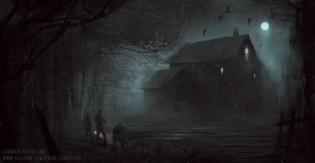 Коммерция построенная на ужасе — будущее horror игр