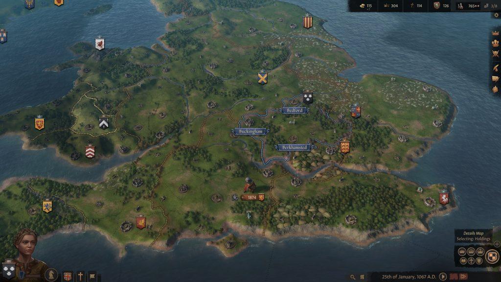 Новые возможности Crusader Kings 3: симулирование соблазнения и убийства