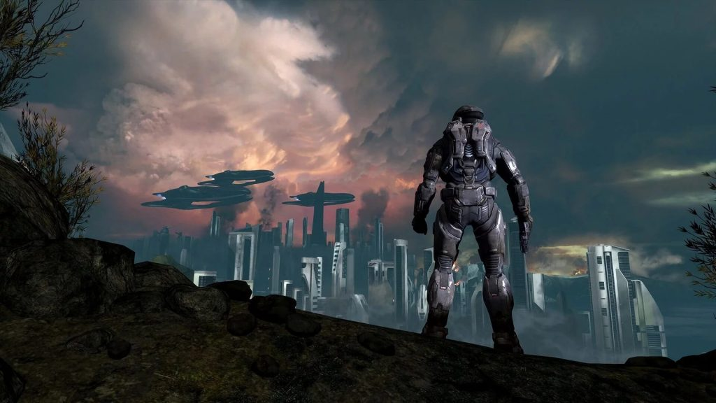 Halo Reach Evolved & Halo Reach Forge Collection первые крупные моды, которые выйдут для Halo: Reach на ПК