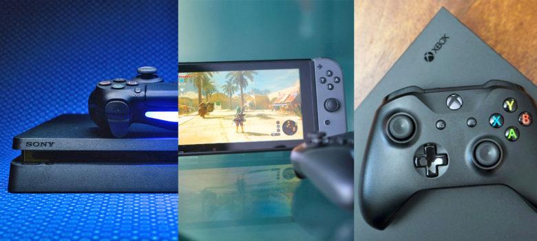 Лучшие игровые приставки: что выбрать?