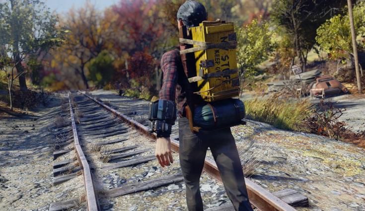 Уязвимость в Fallout 76 позволила мошенникам украсть инвентарь игроков
