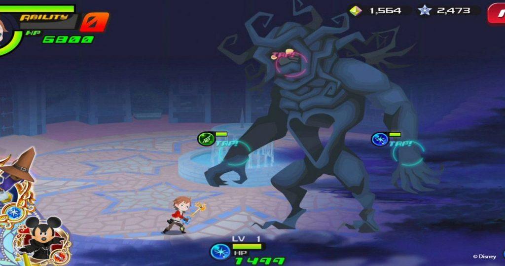 Почему новая мобильная часть Kingdom Hearts – это очень плохая идея