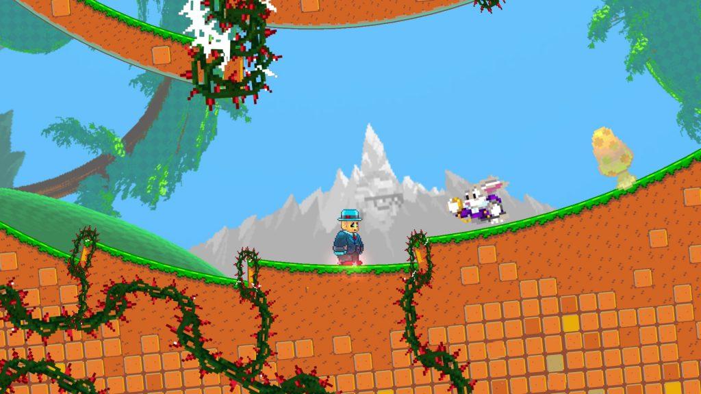 Инди платформер Horace можно получить бесплатно в Epic Game Store