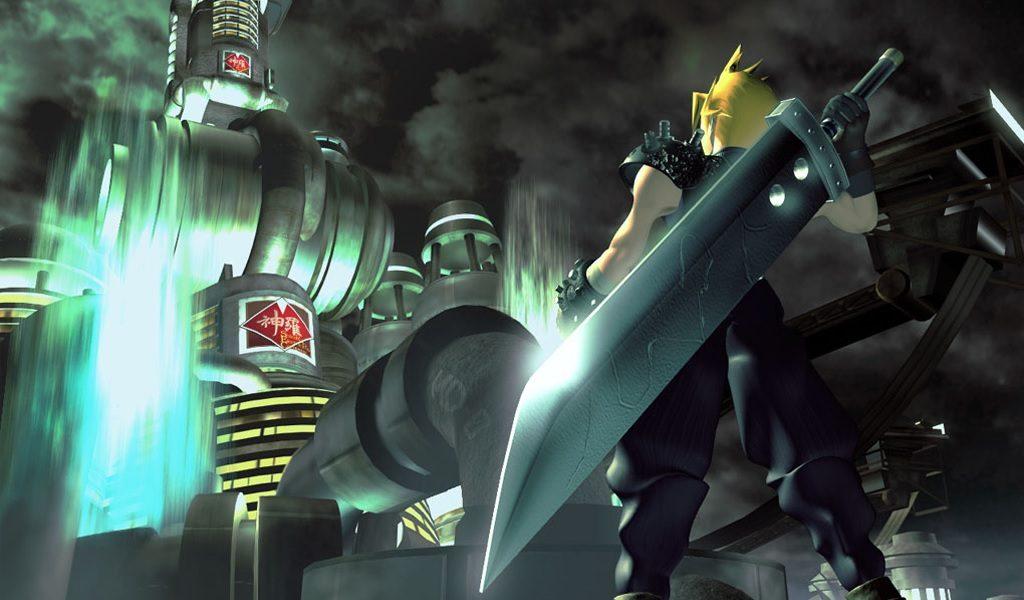 Кто-то работает над модом Final Fantasy 7 Midgar для Fallout 4