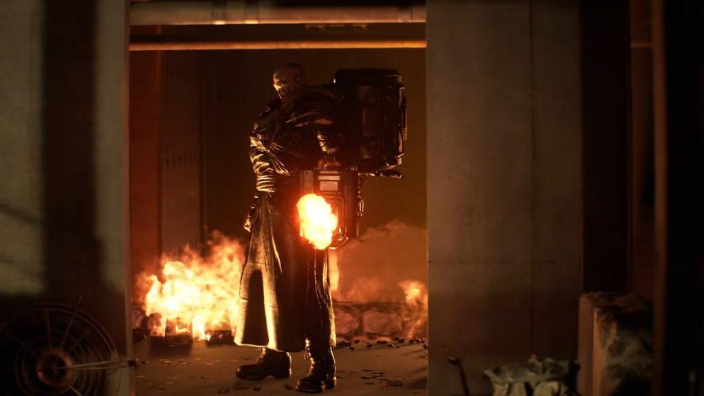 Nemesis будет играть слегка иную роль в Resident Evil 3 Remake