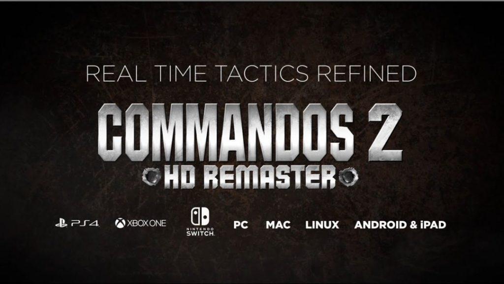 Первый взгляд на бета-версию Commandos 2 HD