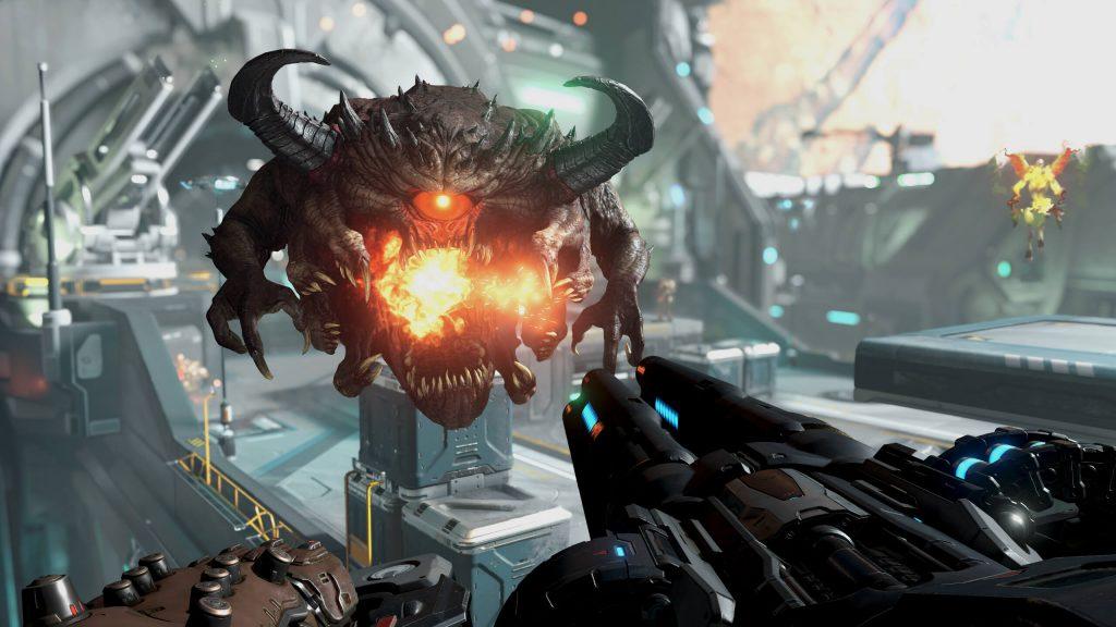 Продолжительность Doom Eternal оказалась в два раза больше, чем у предыдущей игры