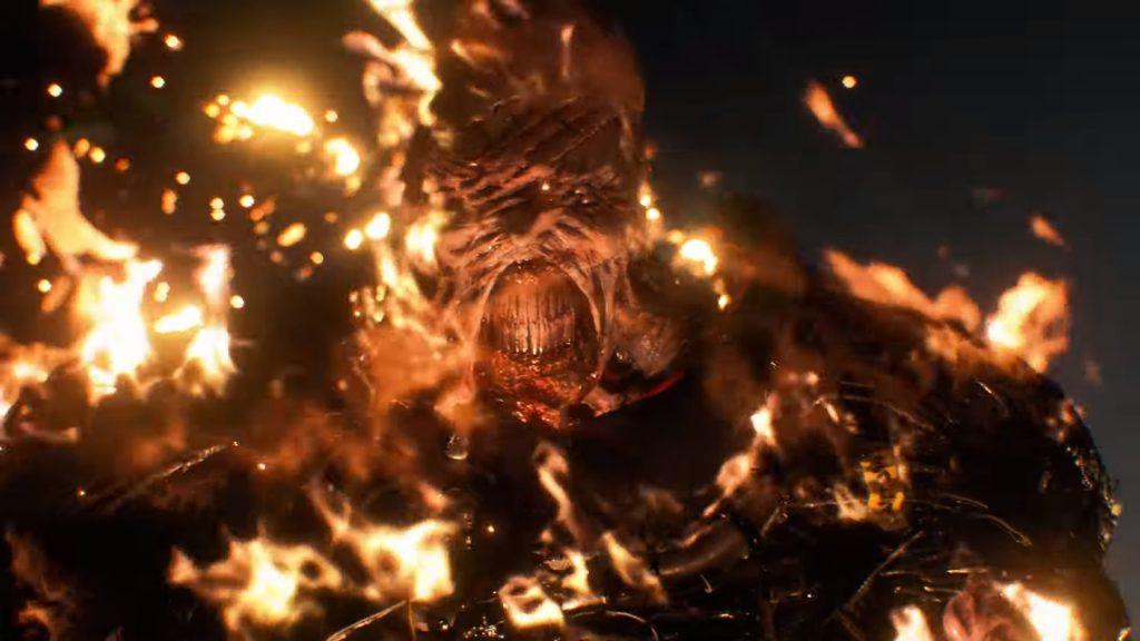 Ремейк Resident Evil 3 вновь представляет Немезиду и его друзей