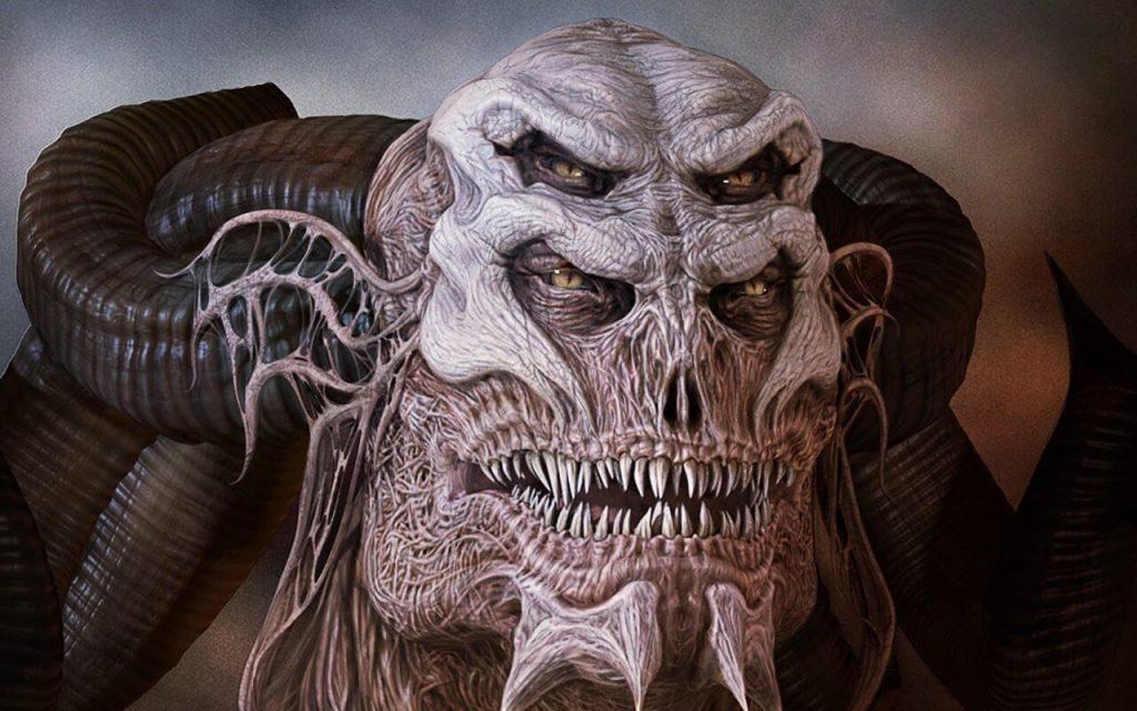 Ужасные монстры в играх