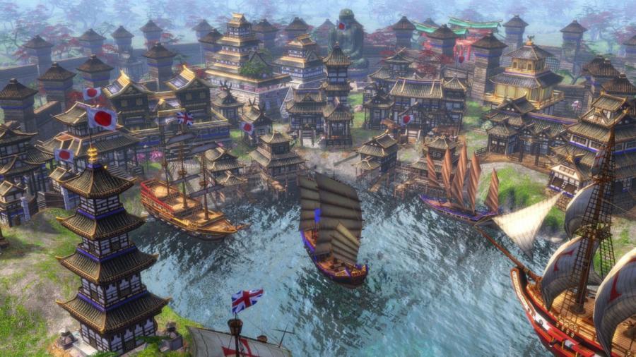 У Age of Empires 3: Definitive Edition скоро появится бета-версия
