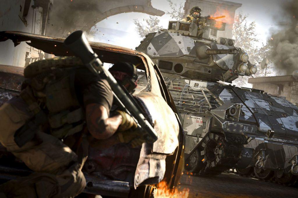 В Call Of Duty: Modern Warfare необходимо изменить стратегию предоставления игрового контента