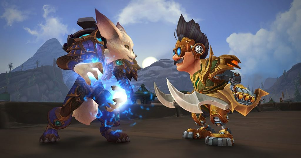В World of Warcraft вышло обновление «Видения Н'Зота»