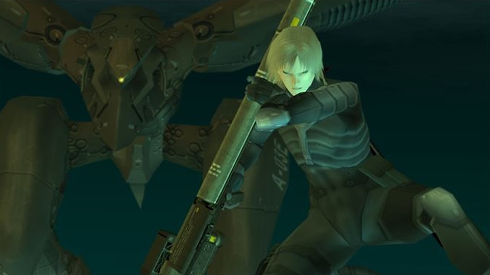 Metal Gear Solid 2: The Sons Of Liberty