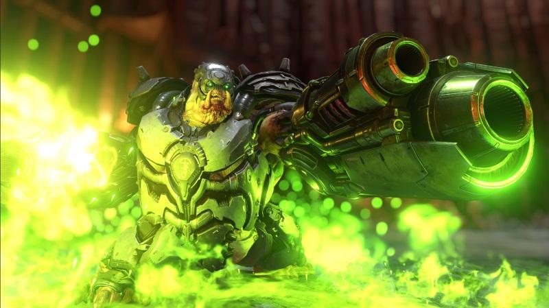 Посмотрите первые десять кровавых минут Doom Eternal в изумительном 4K