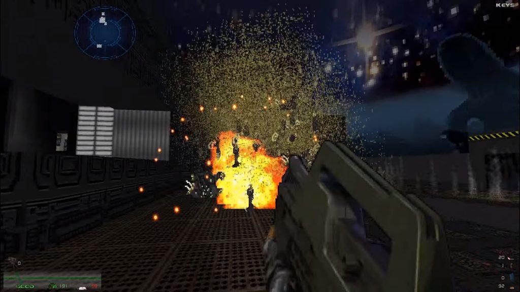 Aliens Eradication: глобальный мод Doom 2, в который должны сыграть все фанаты Чужих