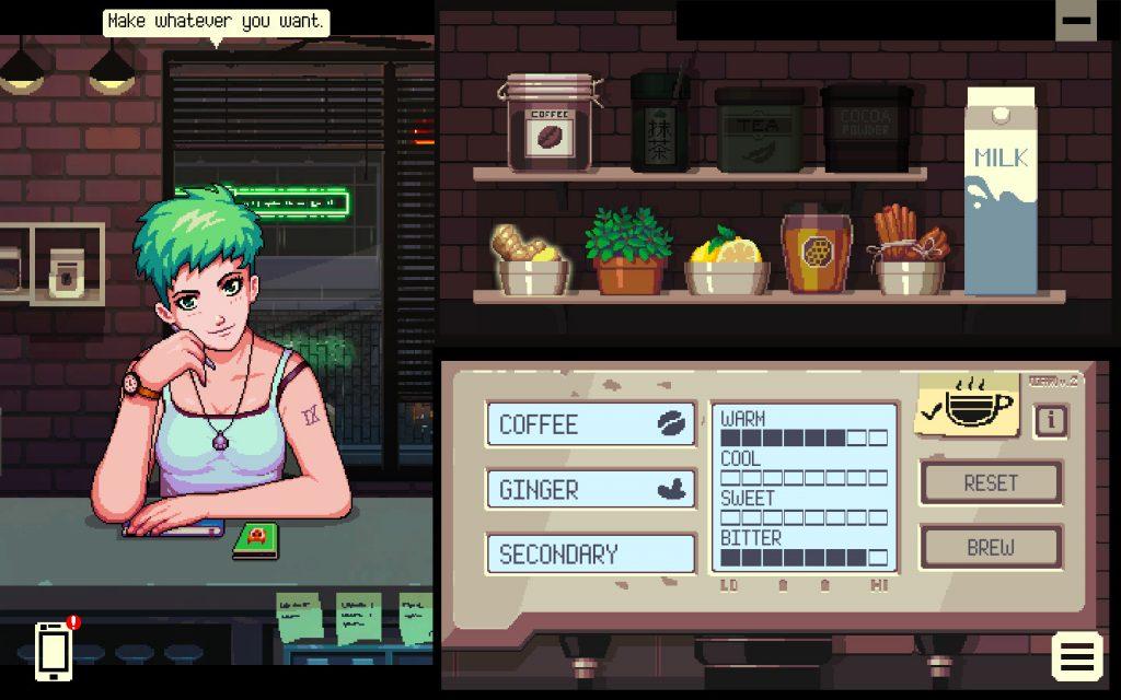 Coffee Talk – ламповая игра, где ты работаешь за бариста для орков и эльфов