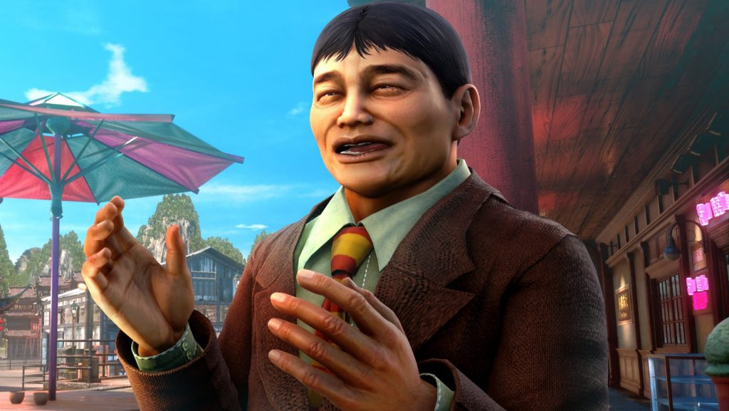 Дополнение Story Quest Pack к игре Shenmue 3