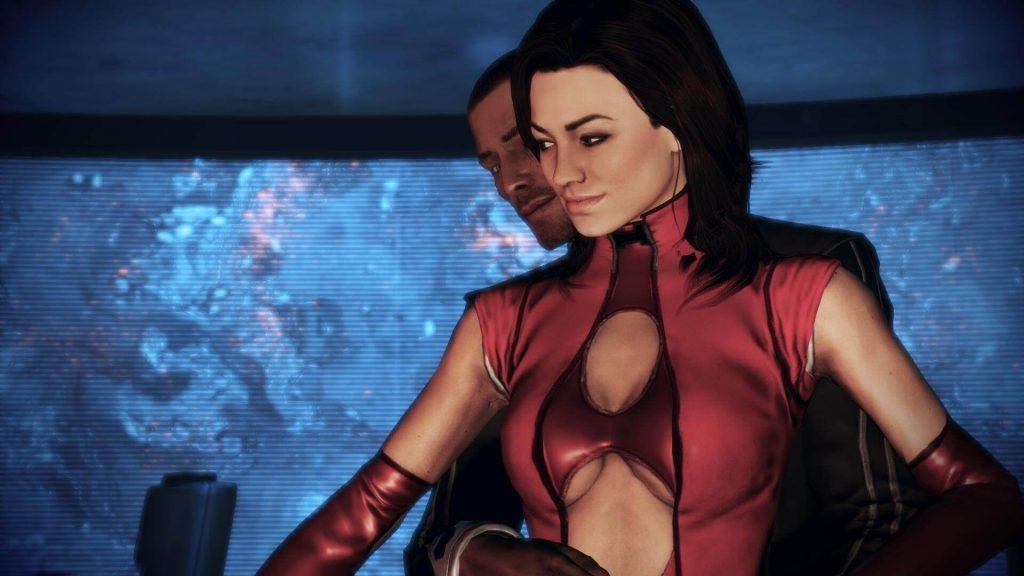 Mass Effect — почему так интересно играть?