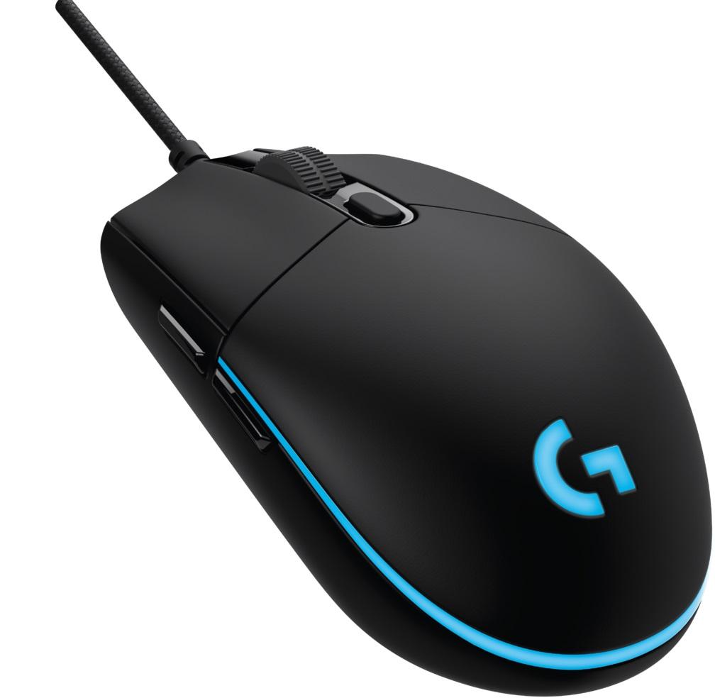 Новая мышь для профессиональных игроков от Logitech