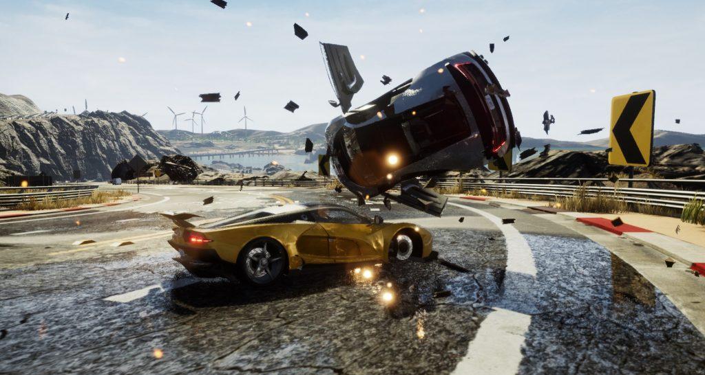 Предстоящий релиз этого года Dangerous Driving 2 будет иметь открытый игровой мир