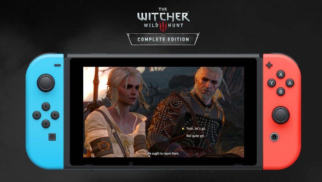 С этого момента ваши сохранения The Witcher 3 со Steam и GOG можно перенести на Nintendo Switch