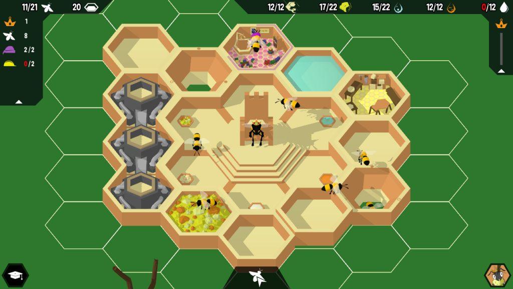 """Смотрите новый трейлер игры по управлению пчёлами """"Hive Time"""""""