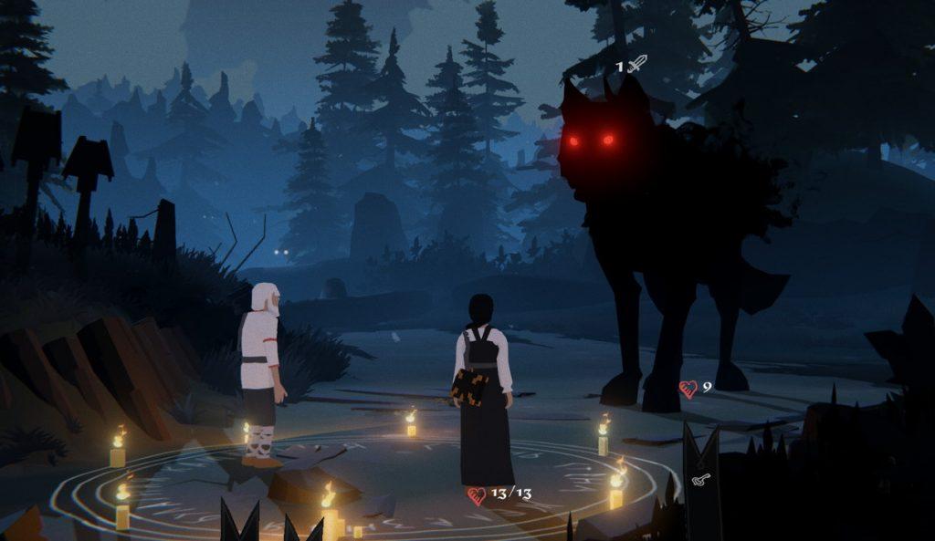 В трейлере Black Book представили мрачный мир славянских мифов и карточных боев