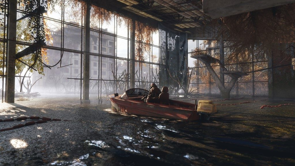 В трейлере дополнения «История Сэма» для Metro Exodus показали змей, гигантских летучих мышей и прочие ужасы