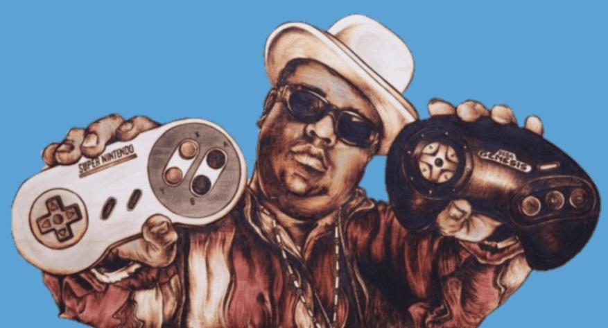 Музыка в видеоиграх и хип-хоп