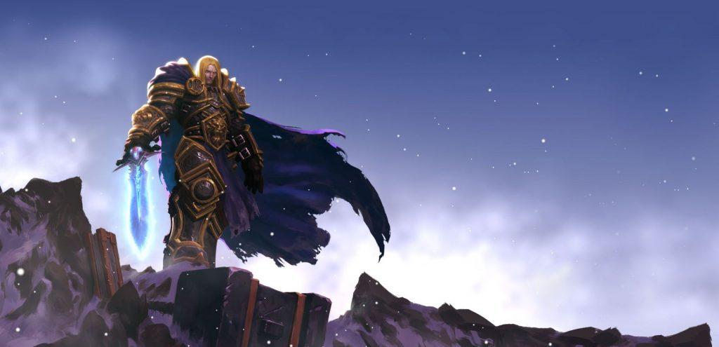 The Frozen Throne