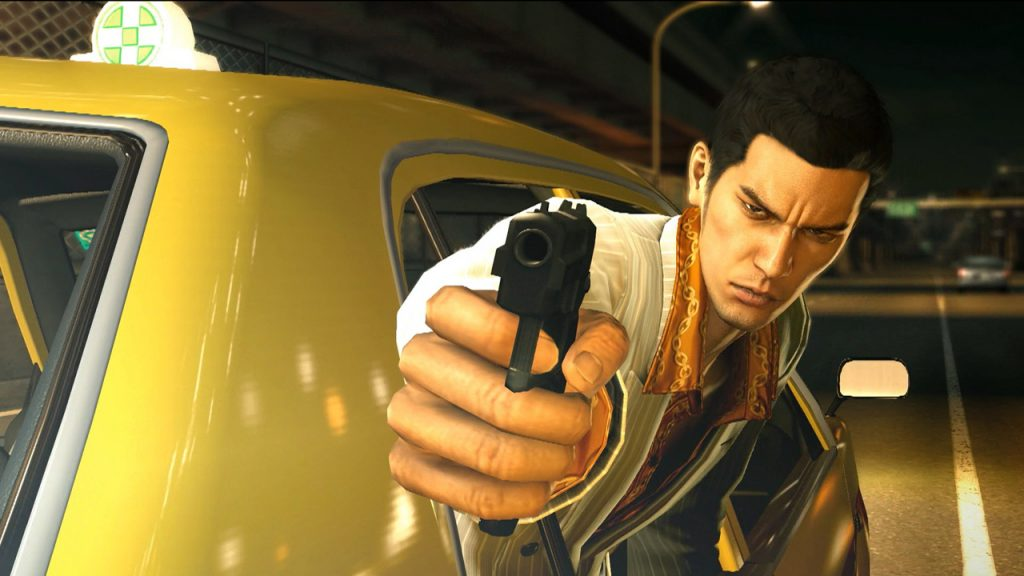 Yakuza 0 в списке четырех новых игр для Xbox Game Pass для ПК