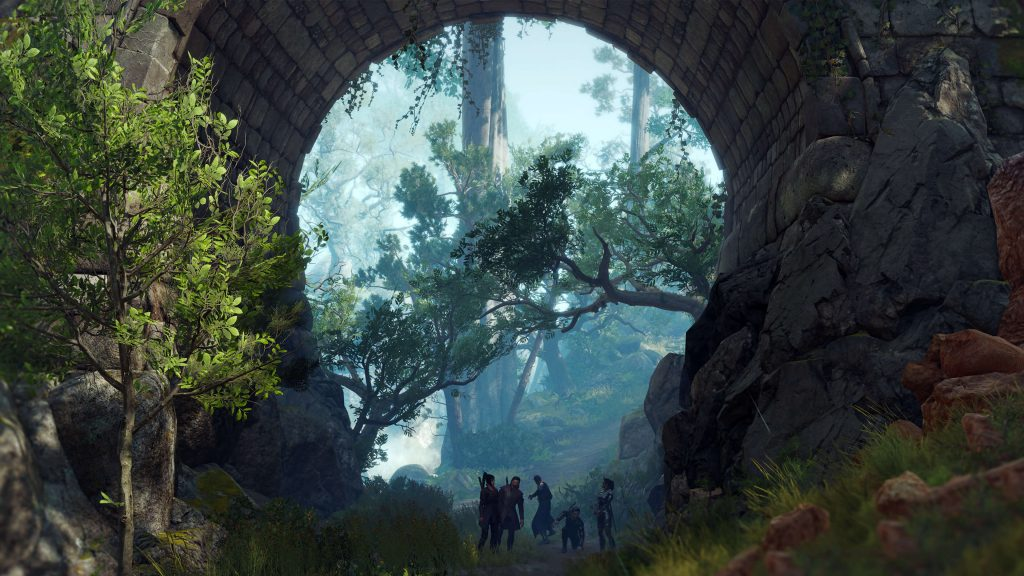 Первые игровые скриншоты Baldur's Gate 3 просочились в интернет, и они выглядят хорошо