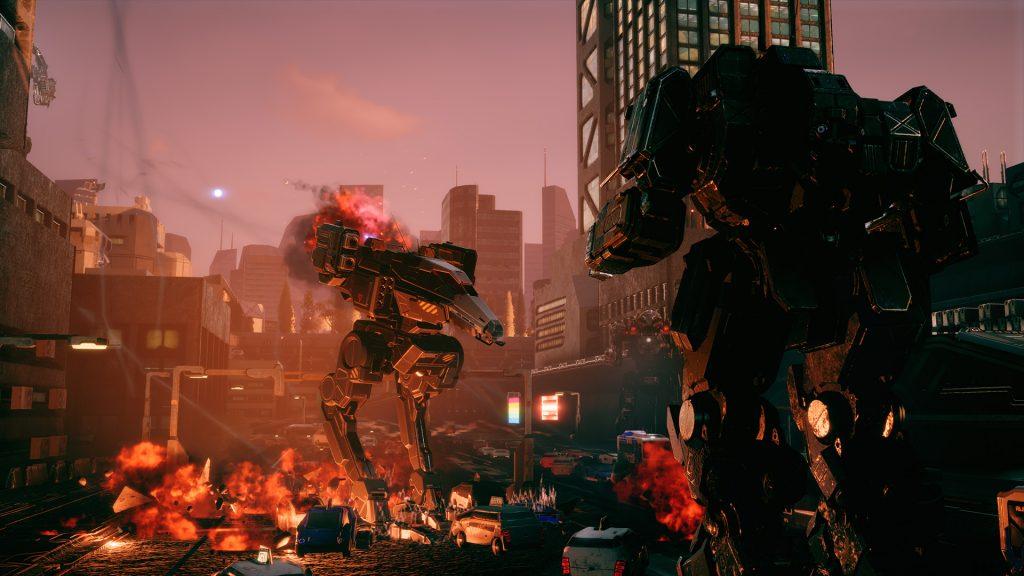 Разработчики BattleTech работают над игрой-ужастиком