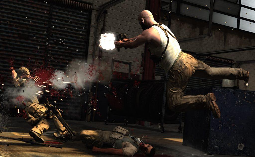 Реальность в играх: Макс Пейн 3 - выстрел снайпера