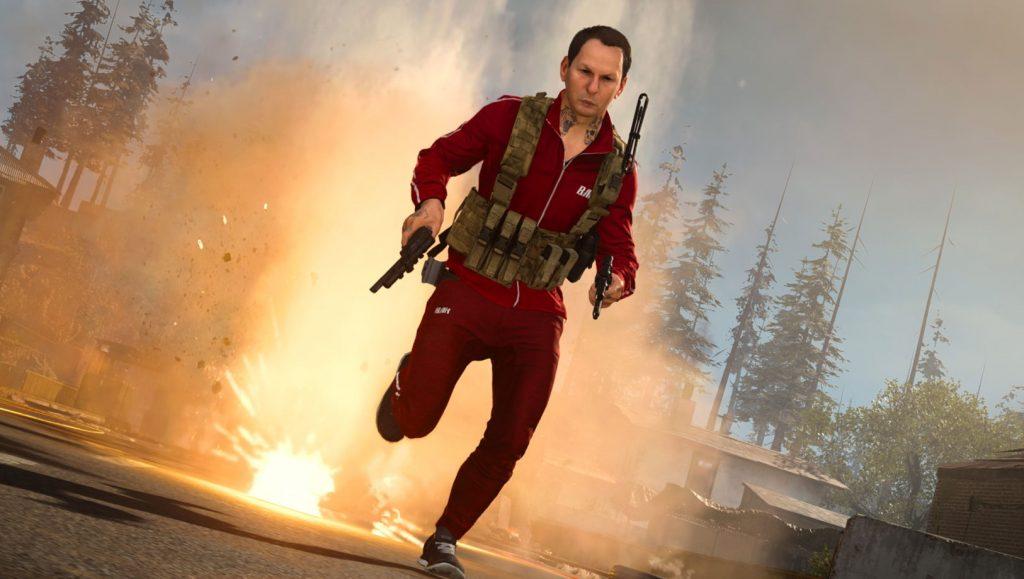 Теперь играть в Call of Duty: Warzone можно будет в режиме соло