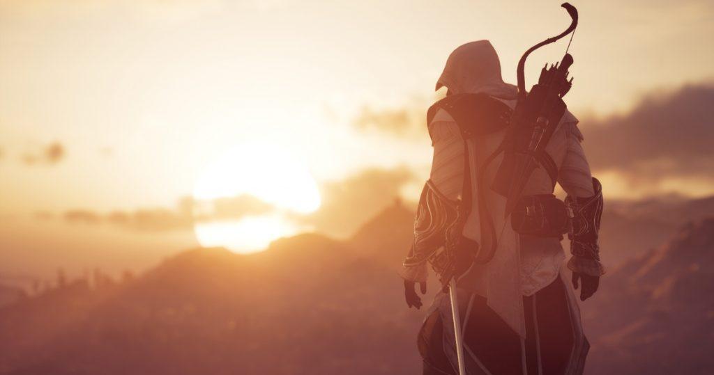 В Assassin's Creed Odyssey появится новый костюм Эцио