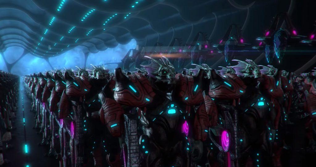 Age of Wonders: новая группировка Planetfall - это кучка злых, подлых ящериц