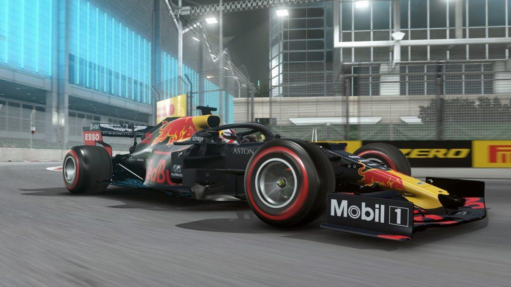 F1 2020 выпустит в июле новый режим управления командой