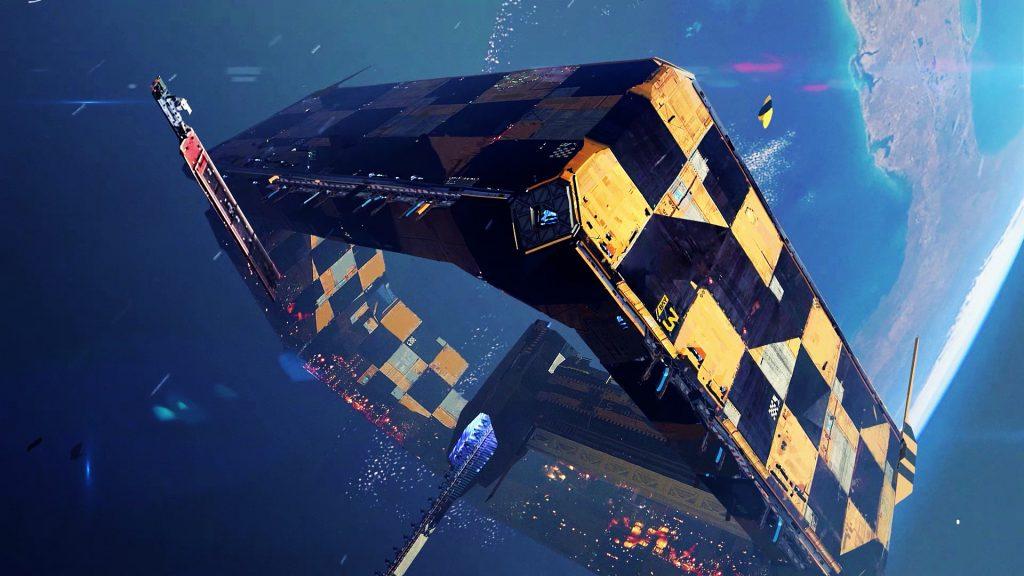 Hardspace: Shipbreaker, игра об ужасах работы в космосе, которая должна выйти в июне