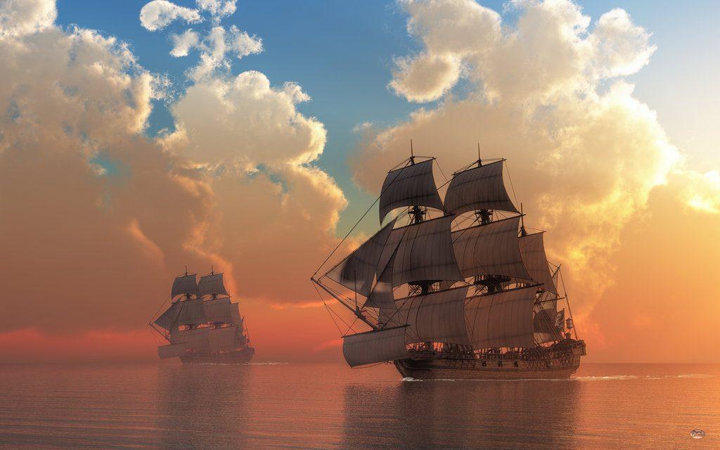 Куда пропали игры про пиратов?
