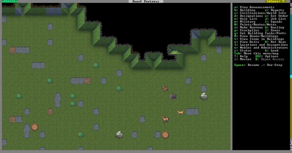 Новая Dwarf Fortress будет оснащена графическими элементами для ее сумасшедших случайно созданных монстров