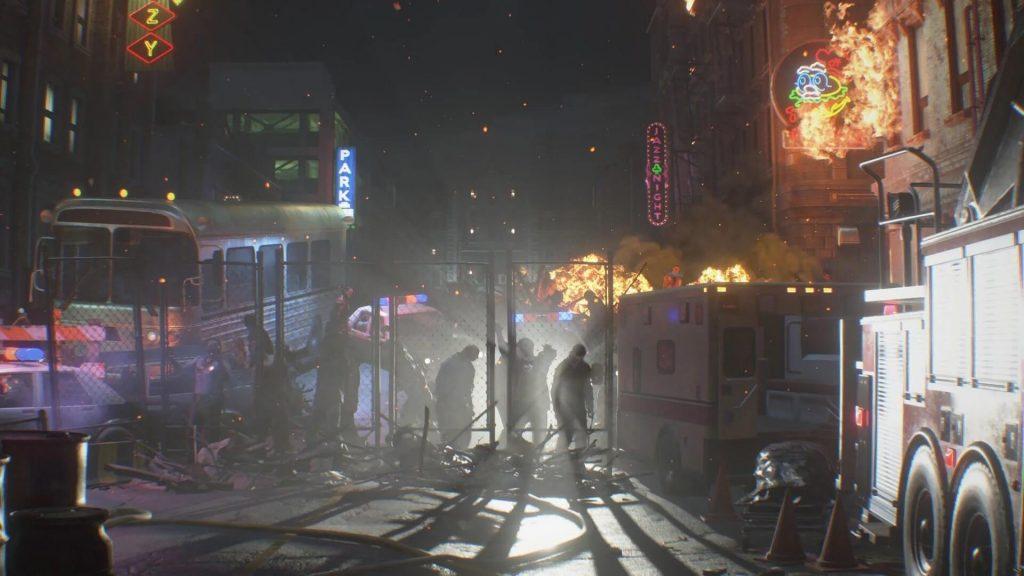Resident Evil 3 Remake выглядит великолепно смодомТрассировки Лучей